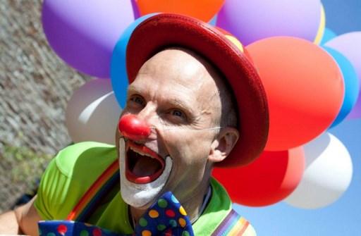 Clown pour les enfants