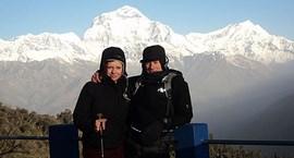 Trek en Himalaya