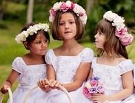Petites filles d'honneur