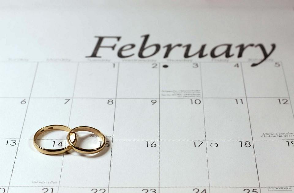 date de mariage