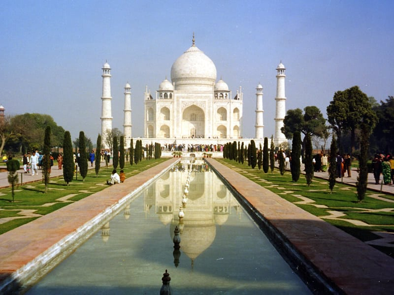 L'Inde et ses palais