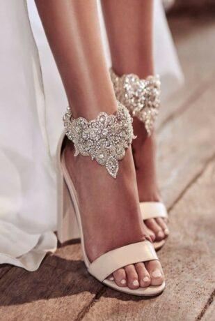 Mariée : 5 conseils pour choisir vos chaussures