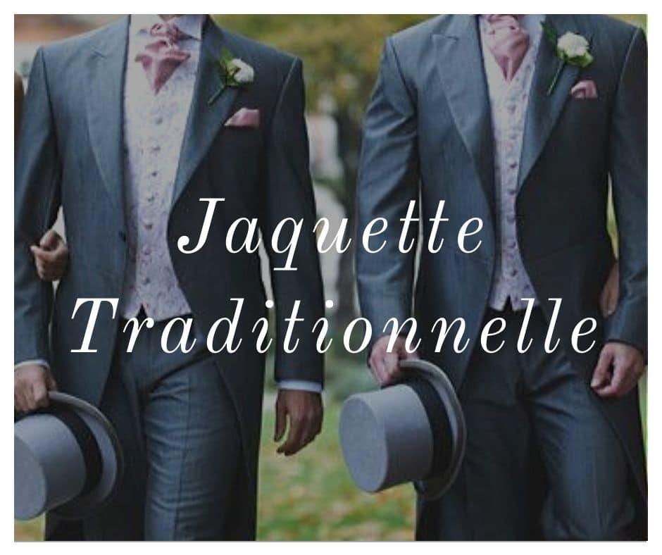 Jaquette Traditionnelle
